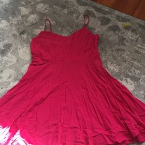 XL old navy pink dress